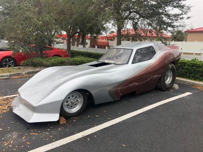 1971 Corvette funny car