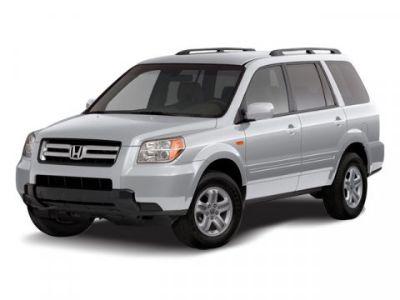 2008 Honda Pilot VP (Taffeta White)