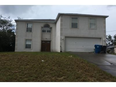 4 Bed 2.5 Bath Foreclosure Property in Spring Hill, FL 34609 - Chadwick Ave