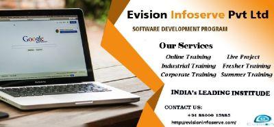 Software Development Courses | Evision Infoserve