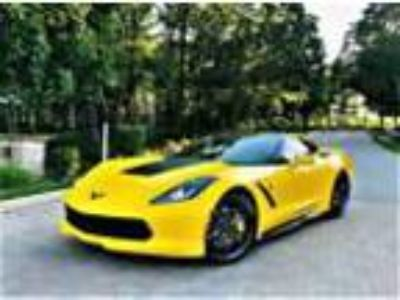 2014 CHEVROLET Corvette STINGRAY 2014 CHEVROLET CORVETTE