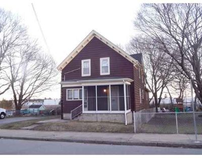 215 Anthony St Fall River Five BR, Great Location Maplewood