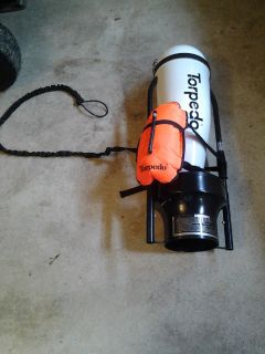 Underwater Scooter with compensator