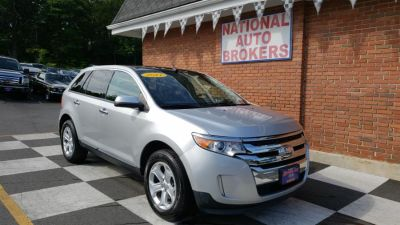 2011 Ford Edge SEL (Ingot Silver Metallic)