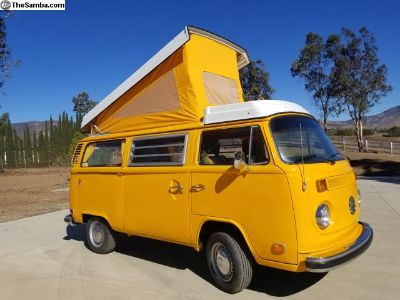 VW WESTFALIA CAMPER - Limited Edition - A/C 1976