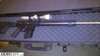 For Sale/Trade: DPMS LR-G2. bull 24. long range AR 10