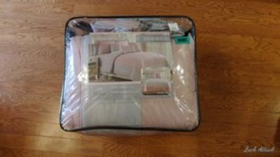 King Size reversible Bed in a Bag