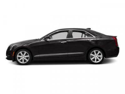 2016 Cadillac ATS 2.0T Luxury (Black Raven)