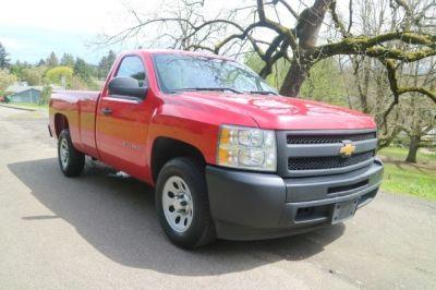 2012 Chevrolet Silverado 1500 Work Truck *2 OWNER w/ 26 Srvc Rcds!* CALL!