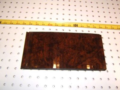 Sell Mercedes Early W140 500SEL/400SEL CENTER console BURL wood rolling OEM 1 Cover motorcycle in Rocklin, California, United States, for US $115.00