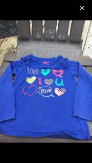 Size 4T Top.