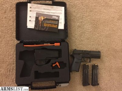 For Sale: Sig P320