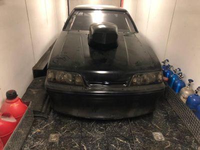 Mustang, Radial tire, N\T, No Prep