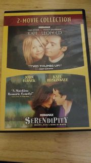 New! 2-movie collection dvd