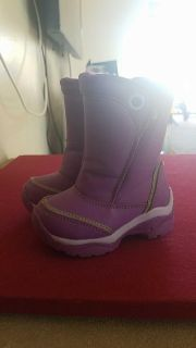 Land's End Size 5 Toddler Snow Boots