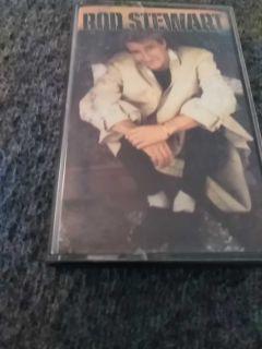 Rod Stewart cassette