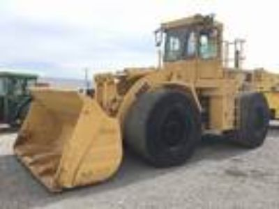 1988 Cat 980c Earth Moving and Construction