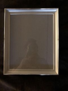 8x10 silver picture frame. Final price