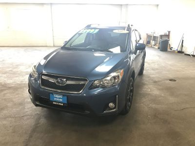 2017 Subaru XV Crosstrek 2.0i Premium (WR BLUE PEARL)