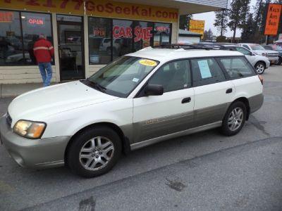 2003 Subaru Outback 5dr Outback Auto w/Prem Audio