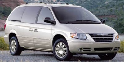 2007 Chrysler Town & Country Touring (Gray)