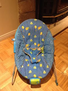 Baby vibrating chair / chaisse b b