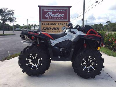 2017 Can-Am Outlander X mr 850 Utility ATVs Hobe Sound, FL