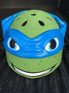 Turtle Helmet for young child