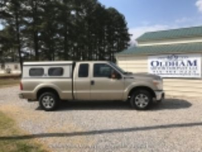 $15,500, 2013 Ford F-250