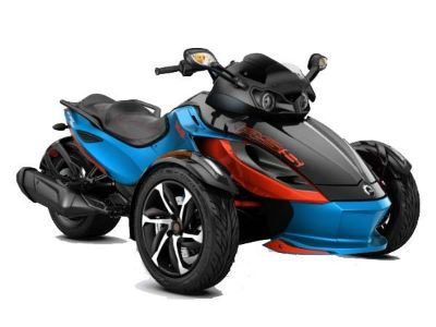 2015 Can-Am Spyder RS-S SE5 Trikes Motorcycles Grantville, PA