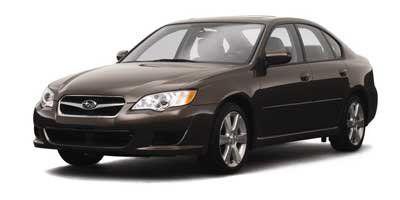 2009 Subaru Legacy 3.0 R Limited (Quartz Silver Metallic)