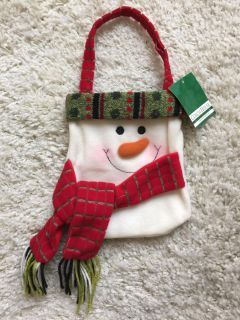 Small Cloth Gift Bag 12 X 6 inches