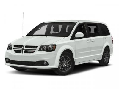 2018 Dodge Grand Caravan R/T (Granite Pearlcoat)