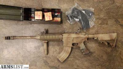 For Sale/Trade: Custom ar-39