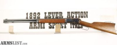 For Sale: Model 1892