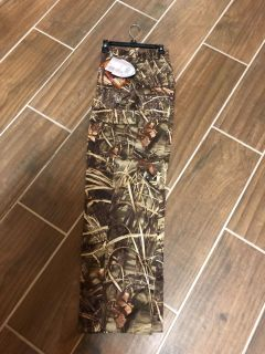 New with tags - boys size 18 camouflage pants