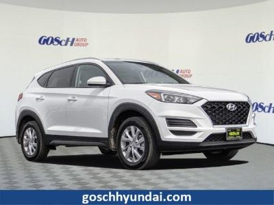 2019 Hyundai Tucson Value (White Pearl)
