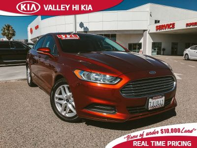 2014 Ford Fusion SE (Sunset)