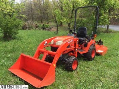 For Sale: 2010 Kubota BX2660 4x4 Tractor w/mower