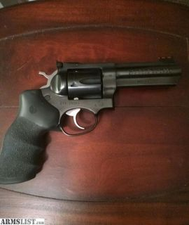 For Sale: Ruger GP100 357 Magnum