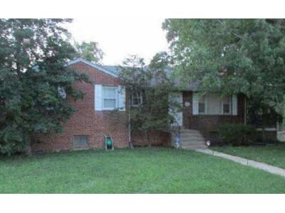 3 Bed 2 Bath Foreclosure Property in District Heights, MD 20747 - Burgess Rd