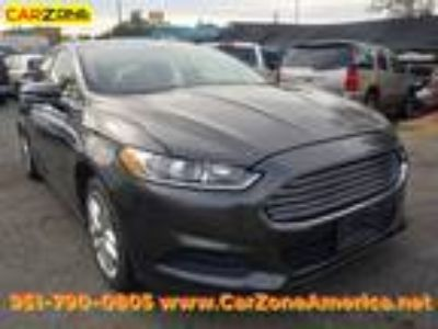 2016 Ford Fusion SE 2.5L I4 175hp 175ft. lbs.