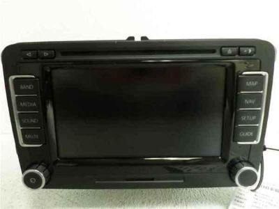 Find 09 2009 Volkswagen Jetta Navigation Radio OEM LKQ motorcycle in Birmingham, Alabama, US, for US $618.37