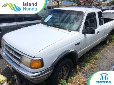 1994 Ford Ranger Sport (white)