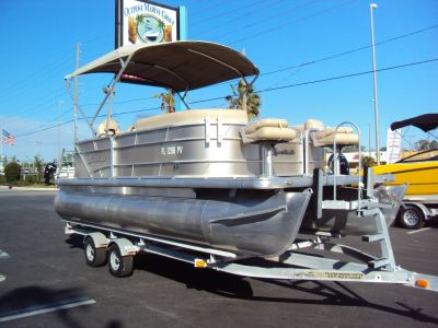 2015 Sweetwater 2086 BF Pontoon Boats Boats Holiday, FL