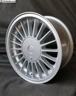 16x7, 16x8 Alpina Replica Wheels in 4x100