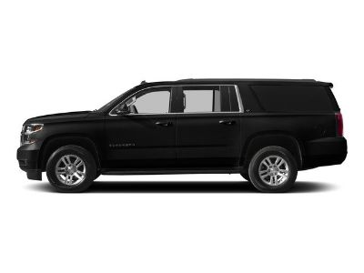 2015 Chevrolet Suburban LS 1500 (Black)