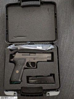 For Sale: Sig Sauer P226 Legion
