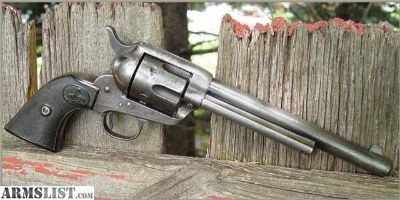 For Sale: Colt Single Action Army Frontier Six Shooter 44-40