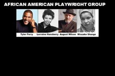Launch of African American Playwright Group